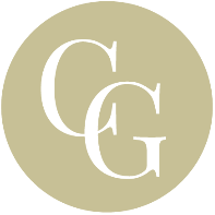 Catherine Gil monogram logo